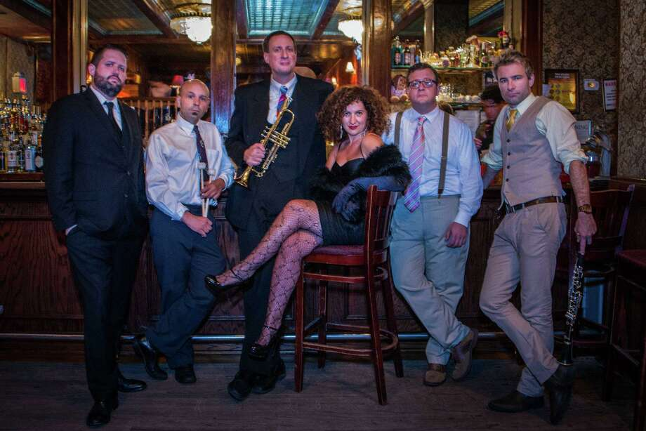 The Fall Jazz Series at the Palace Theater Poli Club brings plenty of jazz, soul & swing to town. The series continues on Nov. 22, as the Poli Club welcomesSvetlana and The Delancey Five. Photo: Svetlana And The Delancey Five / Contributed Photo / Nina Galicheva