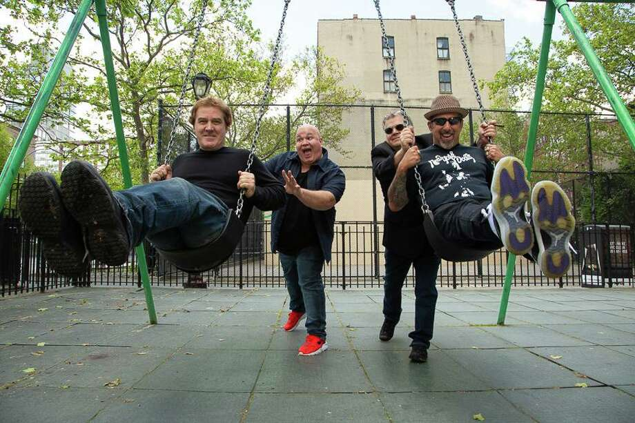 Robert Kelly, Ron Bennington, Rich Vos and Jim Florentine present the Kreeps With Kids Comedy Tour, Nov. 15 at the Warner Theatre. Photo: Contributed Photo