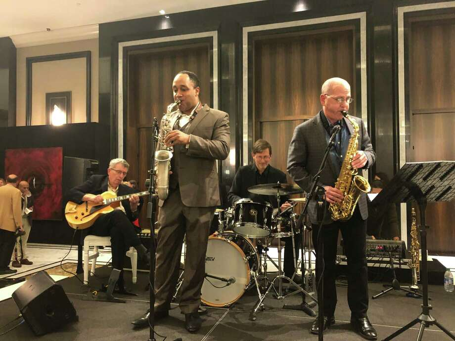The Arts of Healing event on Friday, Nov. 8, at The Post Oak Hotel brings out supporters and Houston physicians with an artistic or musical flair they use as an outlet to relieve work stress. The gala benefited the Sunshine Kids. Photo: Tracy Maness