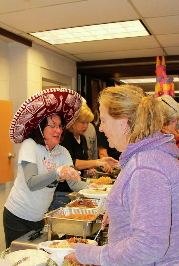 The Benzie Sunrise Rotary helps raise money for people with special needs with fundraisers like the Fajita Dinner. (File Photo)
