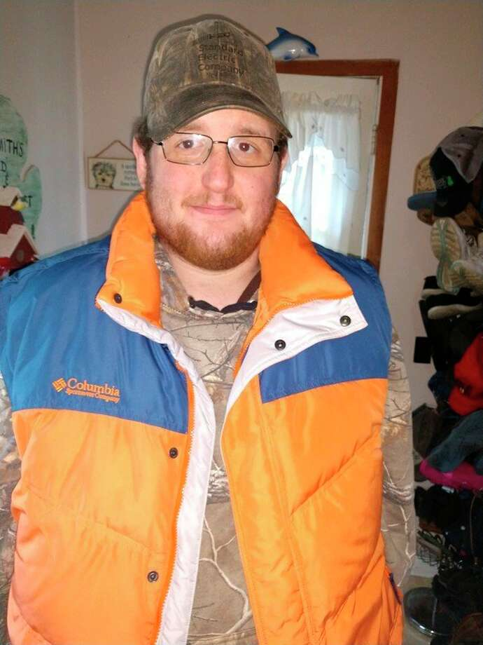 Kyle Richardson, 23, was diagnosed with congestive heart failure. To help him, volunteers are organizing a spaghetti dinner on Nov. 23 in Sanford. (Photo provided)