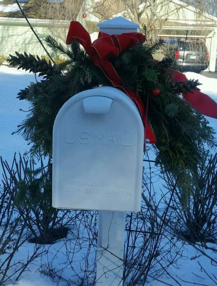 Orders for mailbox covers must be ordered and prepaid before Nov. 27. Photo: Contributed Photo