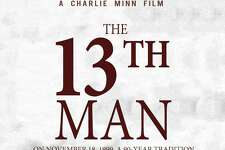 "Film maker Charlie Minn has created ""The 13th Man,"" a documentary about the Texas A& bonfire tragedy on Nov. 18, 1999. The documentary will open on Friday and in theaters across the state including The Grand in Conroe."