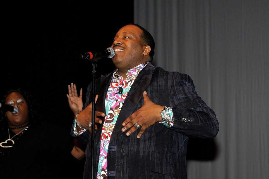 Gospel singer Marvin Sapp performs in Chicago in 2010. Photo: Raymond Boyd/Michael Ochs Archives / Getty Images / 2010 Raymond Boyd