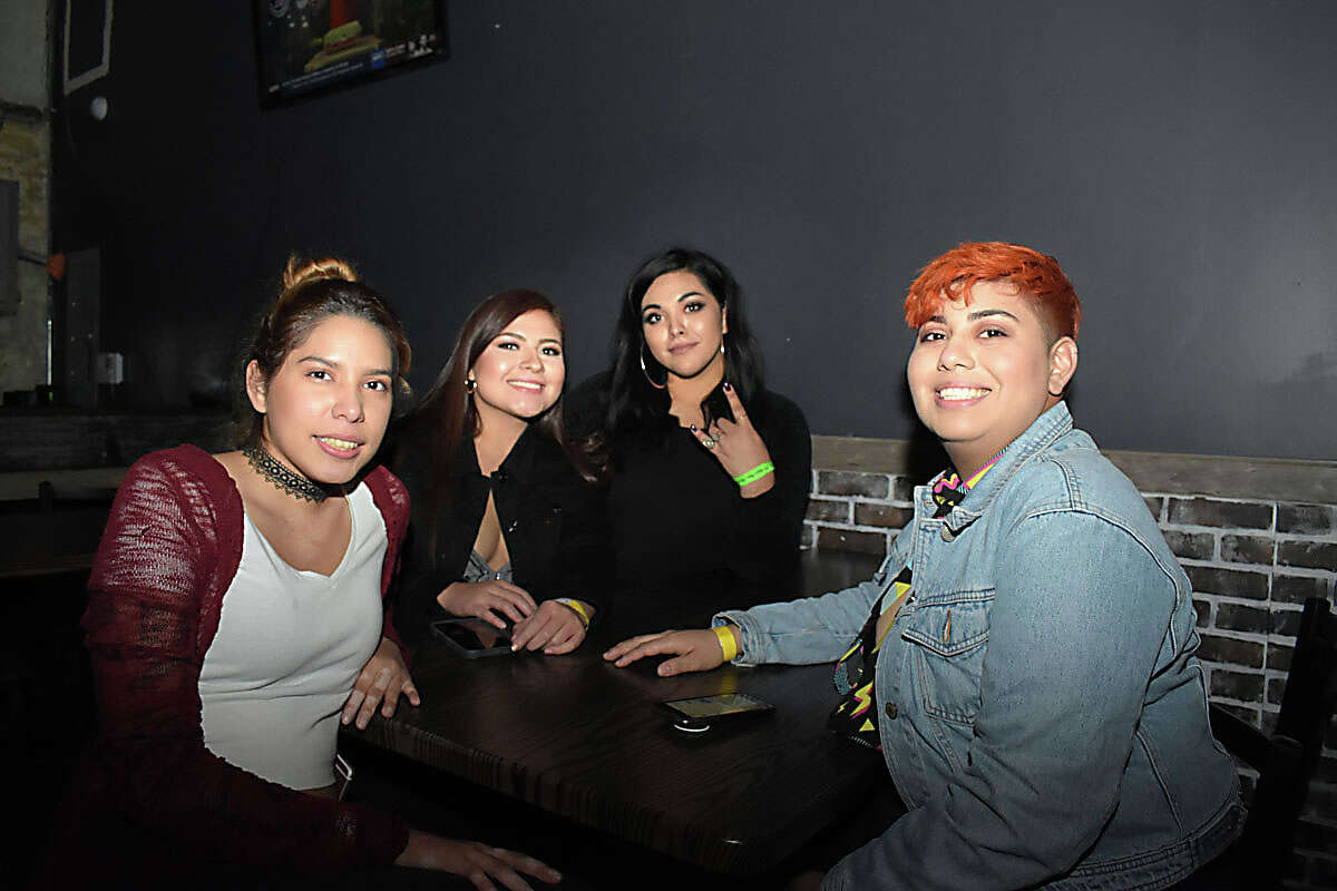 Laredoans came out to The Cold Brew Rock Bar in downtown Laredo for a emo-filled night of karaoke and fun.