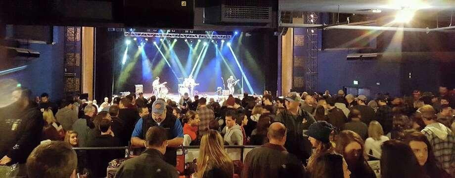 "A previous ""Brew Fest"" at College Street Music Hall. Photo: Joe Marino"