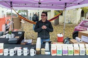 The Coffee and Cordials Festivalis coming back to Hemisfair Park, featuring brews and brunch from10 a.m. to 4 p.m. on Saturday, Dec. 14.