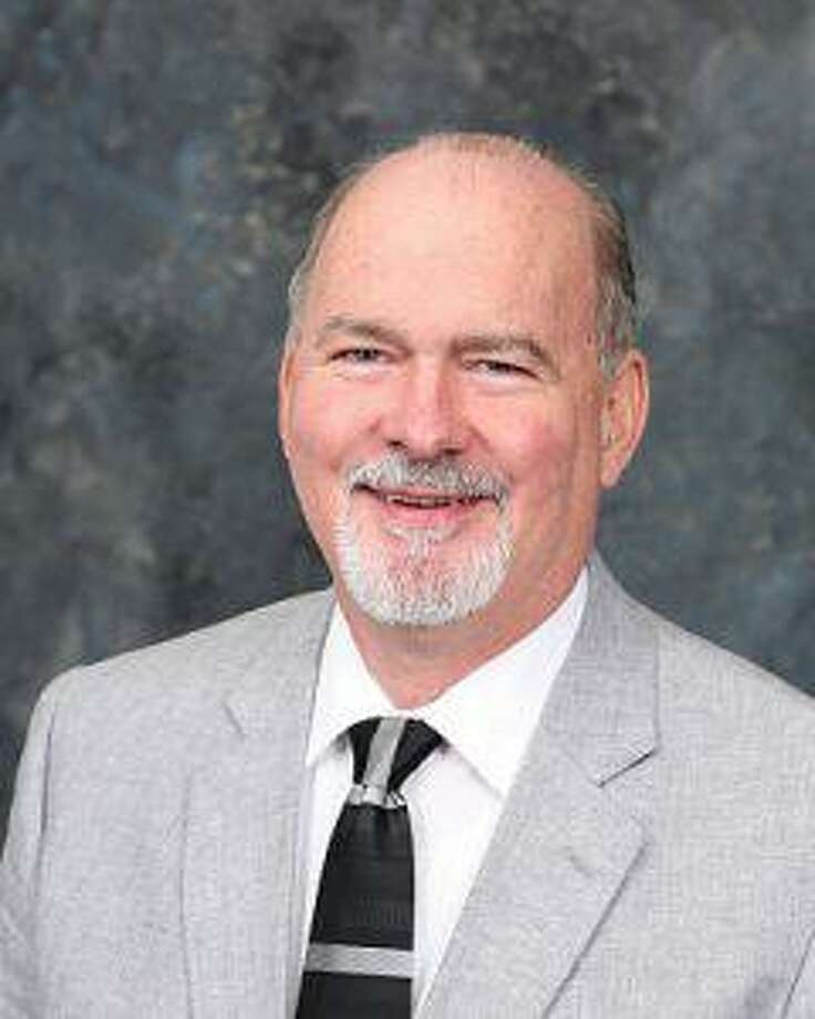 Roger Bemis retired from his position as Kelly Catholic High School Principal. Photo: Courtesy Of Catholic High School