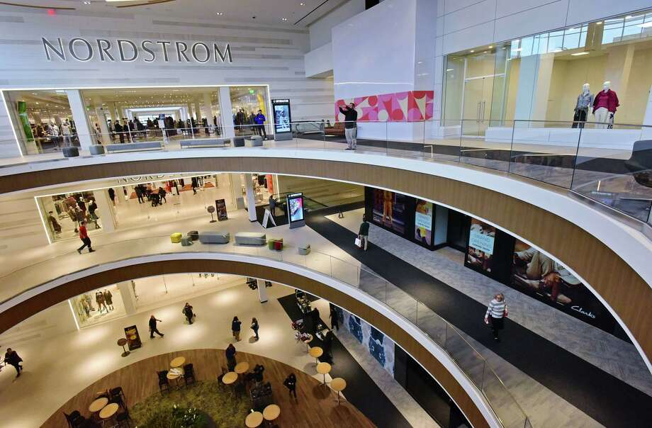 A view of the interior of The SoNo Collection mall  in Norwalk. Photo: Erik Trautmann / Hearst Connecticut Media / Norwalk Hour