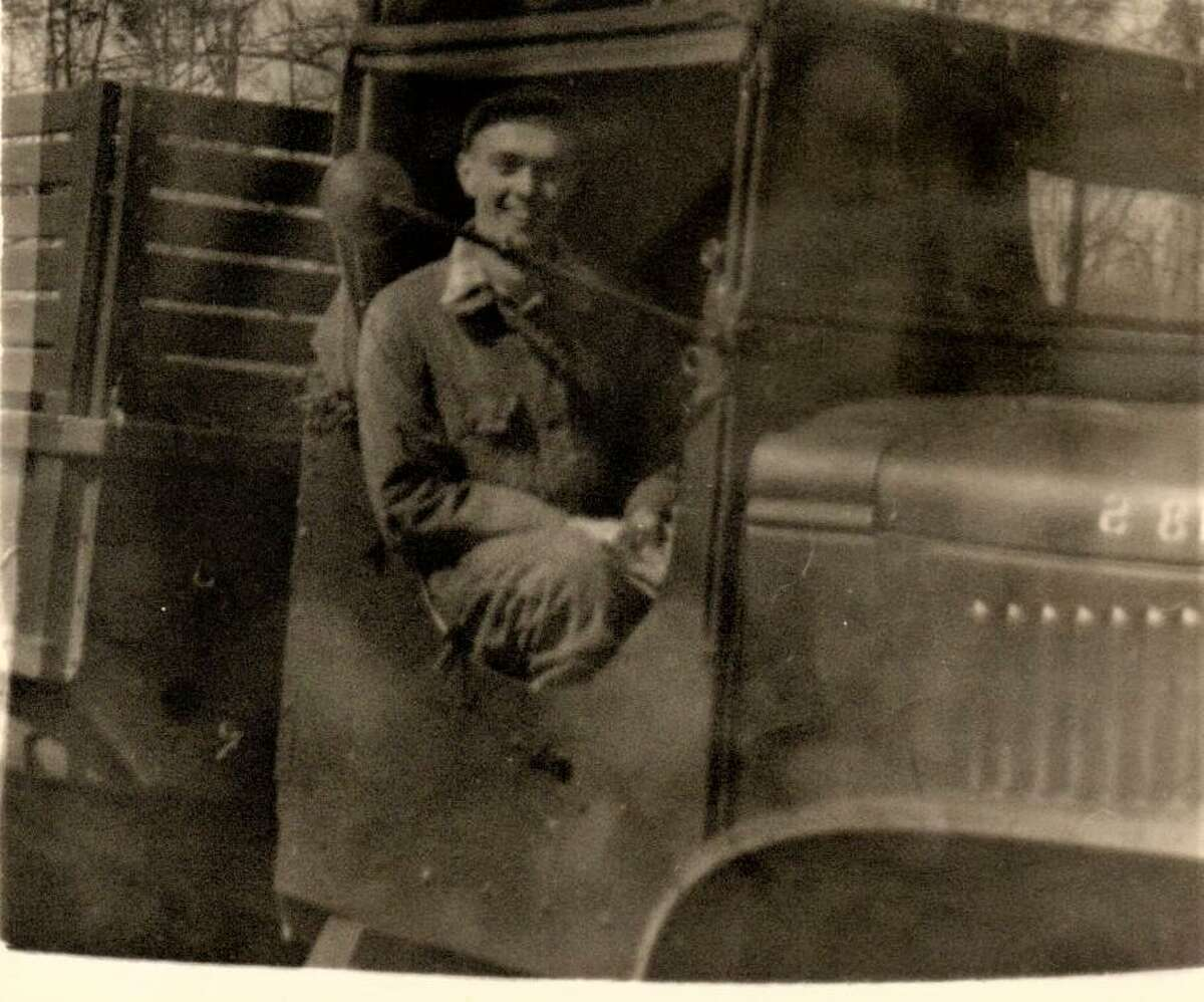 Bing Ventres served in the Air Force during the Korean War. His specialty was maintaining vehicles.