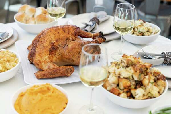 Liberty Kitchen: Full Thanksgiving day dinner that feeds 8-10 is priced at $189. Order by Nov. 21 for pickup at 963 Bunker Hill Road on Nov. 26 and 27 11 a.m. to 10 p.m. and Nov. 28 9 a.m. to noon. For questions email info@feedtx.com or call 713-468-3745.