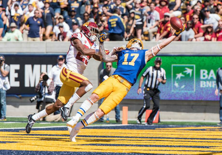 USC vs. Cal is the hottest Golden Bears ticket in Berkeley this season, according to SeatGeek. Photo: Getty Images / ©Icon Sportswire (A Division of XML Team Solutions) All Rights Reserved contact: info@iconsportswire.com http://iconsportswire.c