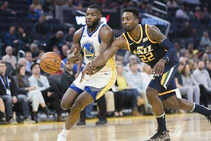 Why Eric Paschall was uniquely equipped to become the face of the Warriors' rebuild