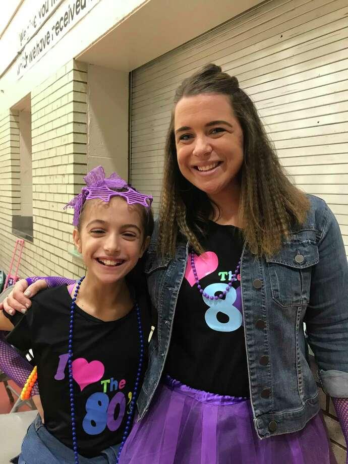 Devyn and Danielle Hogan. Photo: Contributed Photo.