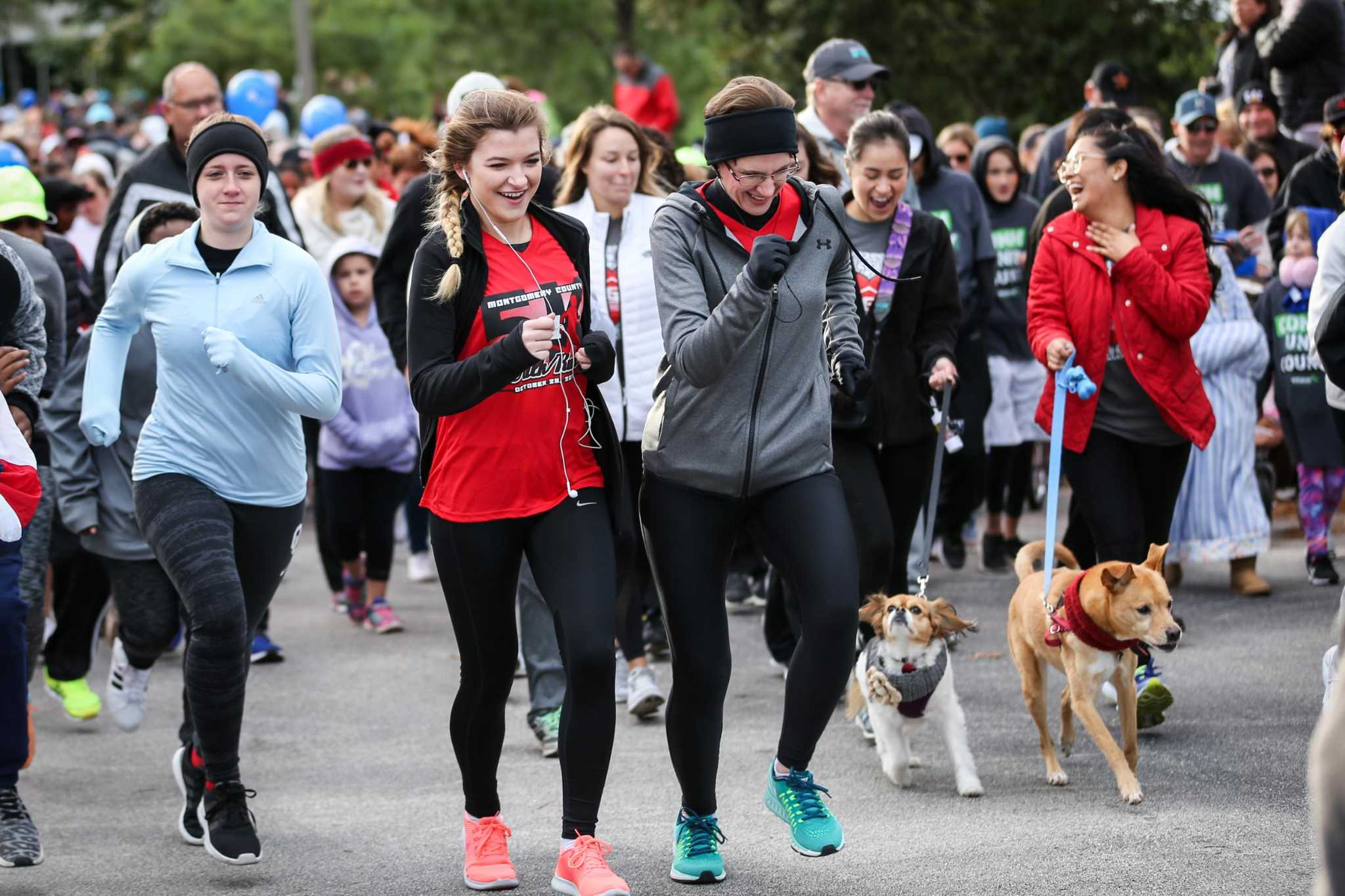 American Heart Association's Annual Heart Walk set for Saturday in Woodlands