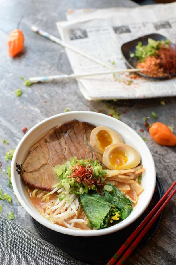 Kizuki Ramen & Izakaya doles out nod-worthy noodles. Keep clicking for all the other top ramen spots in your neighborhood. Photo: Courtesy Kizuki Ramen And Izakaya/Yelp