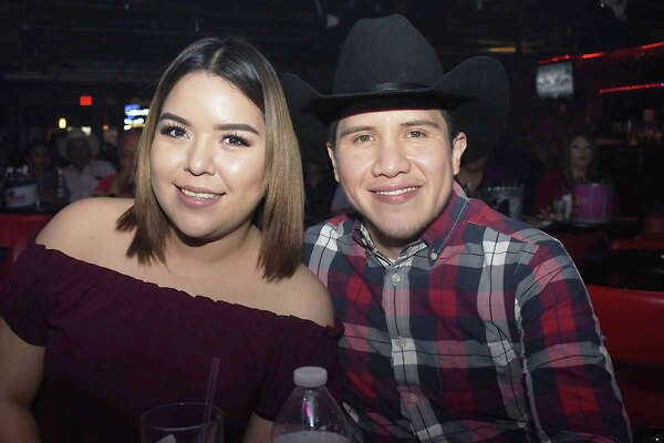 Laredoans danced to norteño music all night long as Ramon Ayala visited Silverado's Night Club.