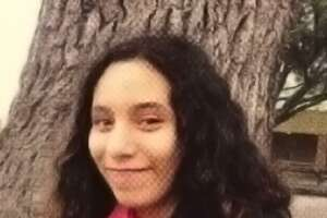 An Amber Alert was issued for a girl who has been missing from Hondo since last month. Eva Garcia, 14, was last seen at about 2:30 a.m. on Oct. 16 in the 200 block of 18th St., according to the Texas Department of Public Safety. She is 5 foot 2, weighs 110 pounds and has brown eyes and brown hair. Additional information from DPS indicates that she has a black and white shirt, black shoes and pink sandals.