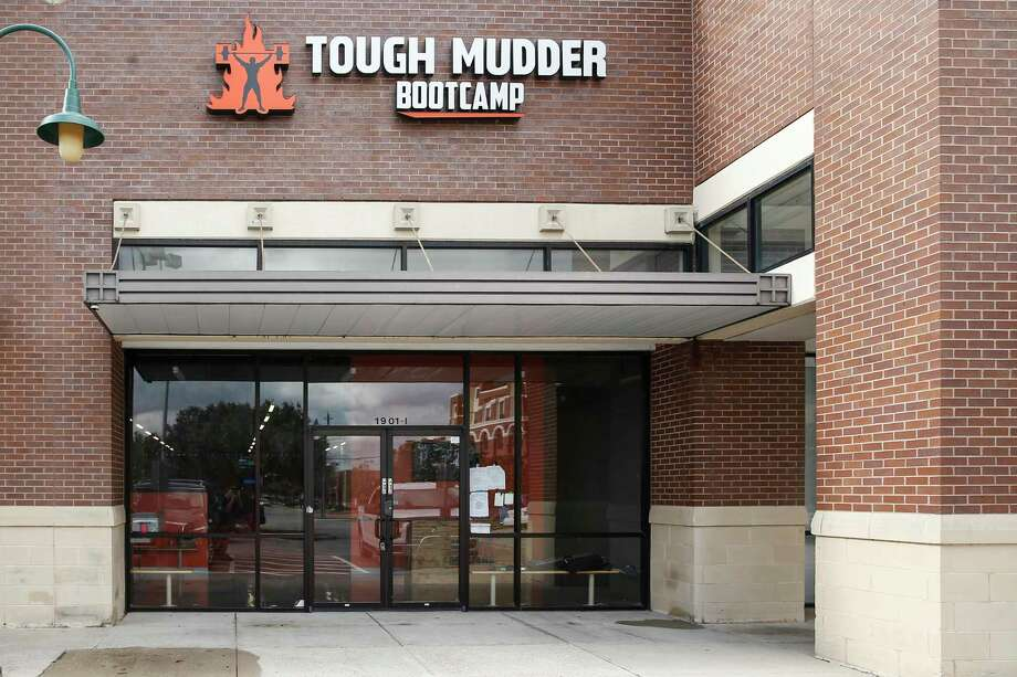 Jason Stanley, the owner of Tough Mudder Bootcamp Sawyer Yards, plans to compete on Friday, Nov. 15, in Atlanta at the 2019 World's Toughest Mudder competition. This is an exterior shot of the bootcamp, just west of downtown. Photo: Tim Warner, Houston Chronicle / Contributor / ©Houston Chronicle