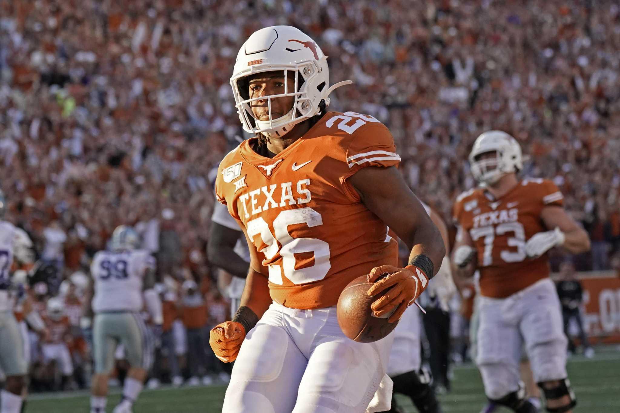 RB Keaontay Ingram hitting his stride for Texas
