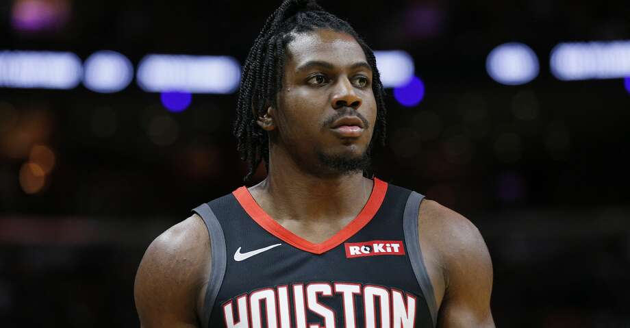 PHOTOS: Rockets game-by-game  Chris Clemons #3 of the Houston Rockets looks on against the Miami Heat during the first half at American Airlines Arena on October 18, 2019 in Miami, Florida. (Photo by Michael Reaves/Getty Images) Browse through the photos to see how the Rockets have fared in each game this season. Photo: Michael Reaves/Getty Images