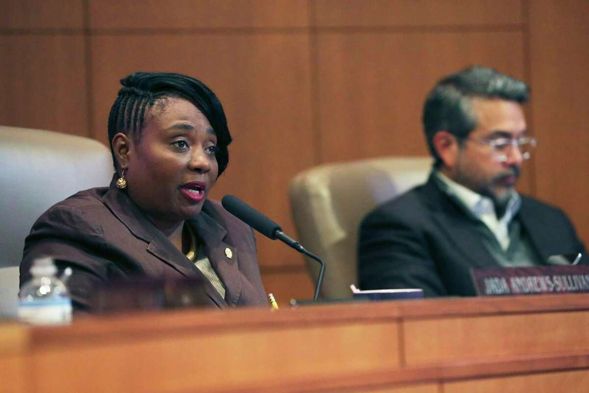 San Antonio City Councilwoman Jada Andrews-Sullivan was cleared of ethics allegations.