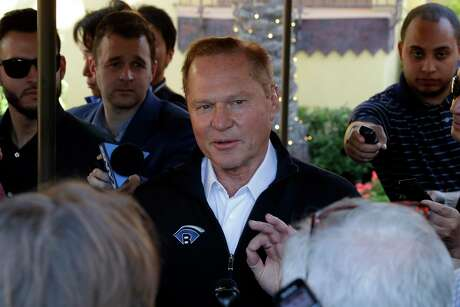 Agent Scott Boras holds court Wednesday at MLB's annual general managers meetings at Scottsdale, Ariz.