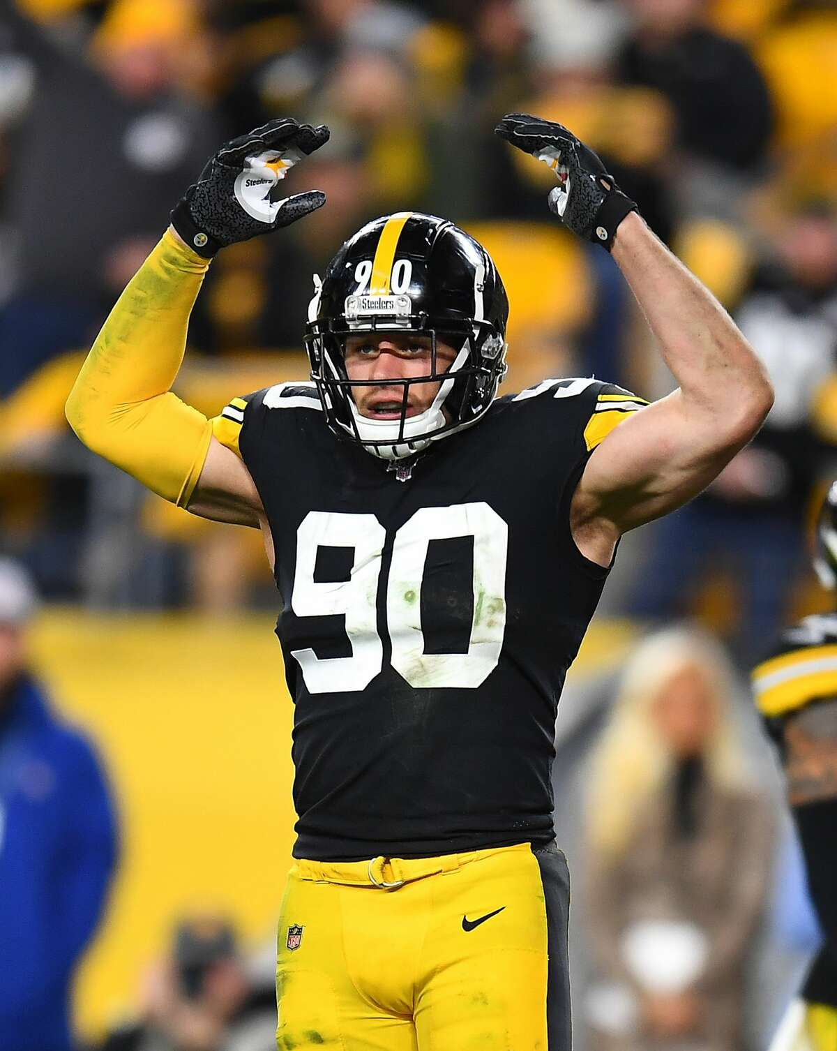 Pittsburgh plus-3at ClevelandSteelers 21-19
