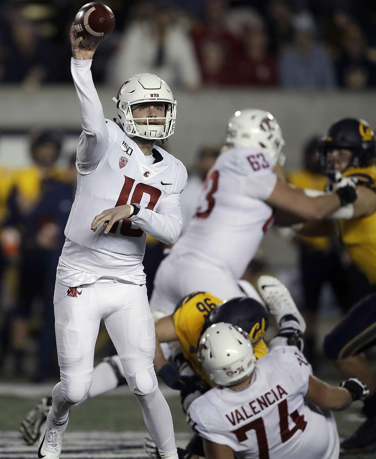 The analytics site Pro Football Focus ranked the Seattle Seahawks addition of former Washington state quarterback Anthony Gordon as the second-best undrafted rookie free agent signing of the 2020 class.