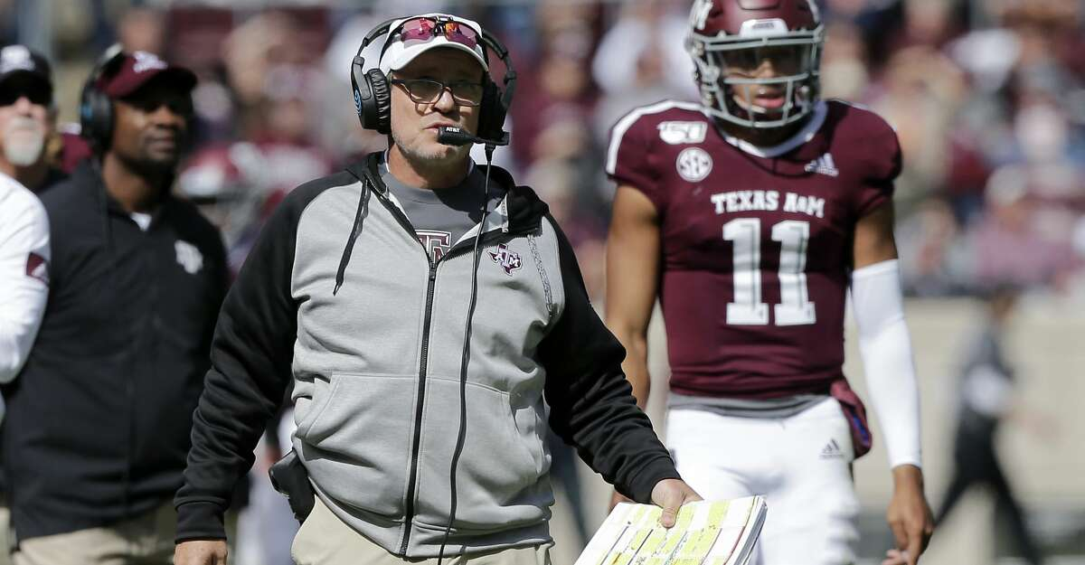 Jimbo Fisher's third season in College Station likely will be the best barometer of the progress he's making at Texas A&M.