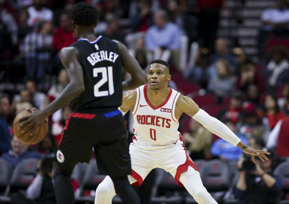 PHOTOS: Rockets vs. Clippers 