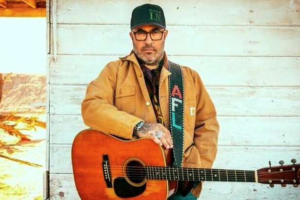 Aaron Lewis, frontman of rock group Staind who turned No. 1 solo artist on the country charts, is to make a stop in February for a concert at the Midland Center for the Arts. (Photo provided/MCFTA)