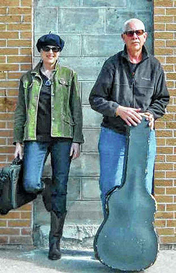 Sally Weisenburg and Don Berbaum will be in concert tonight at the Illinois State Museum as part of its Music at the Museum series. Photo: Handout Photo