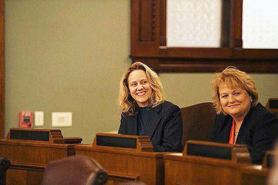 State Rep. Deanne Mazzochi, R-Elmhurst.