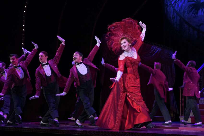 Carolee Carmello stars in the touring version of