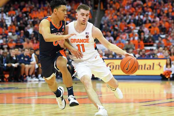 Joe Girard Earns Starting Role For Syracuse