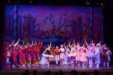 Ridgefield Conservatory of Dance presents Tchaikovsky's The Nutcracker at The Ridgefield Playhouse Dec. 13-15.