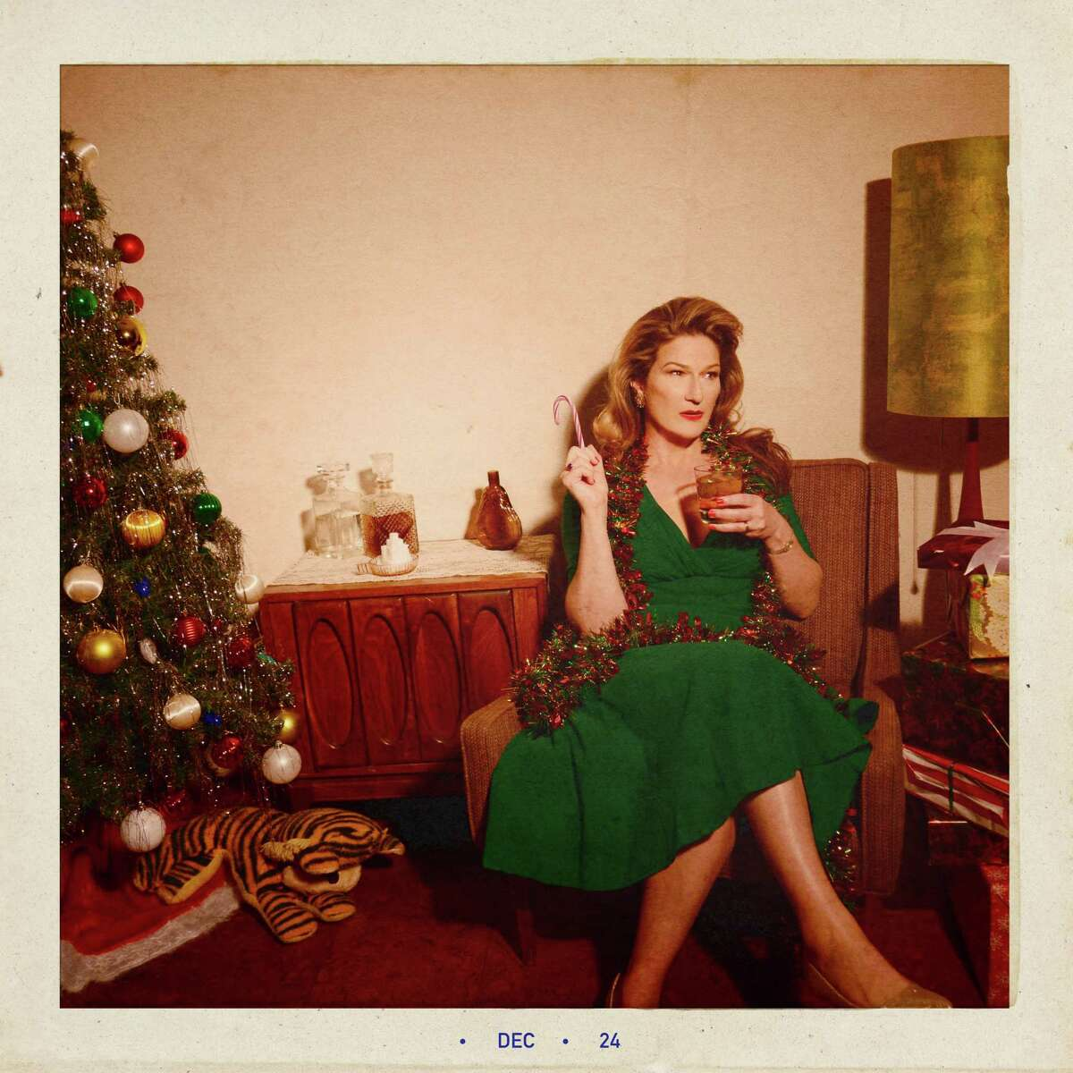 Ana Gasteyer: Sugar and Booze is on Dec. 18 at 8 p.m. at the Ridgefield Playhouse, 80 East Ridge Road, Ridgefield. Tickets are $45. For more information, visit ridgefieldplayhouse.org.
