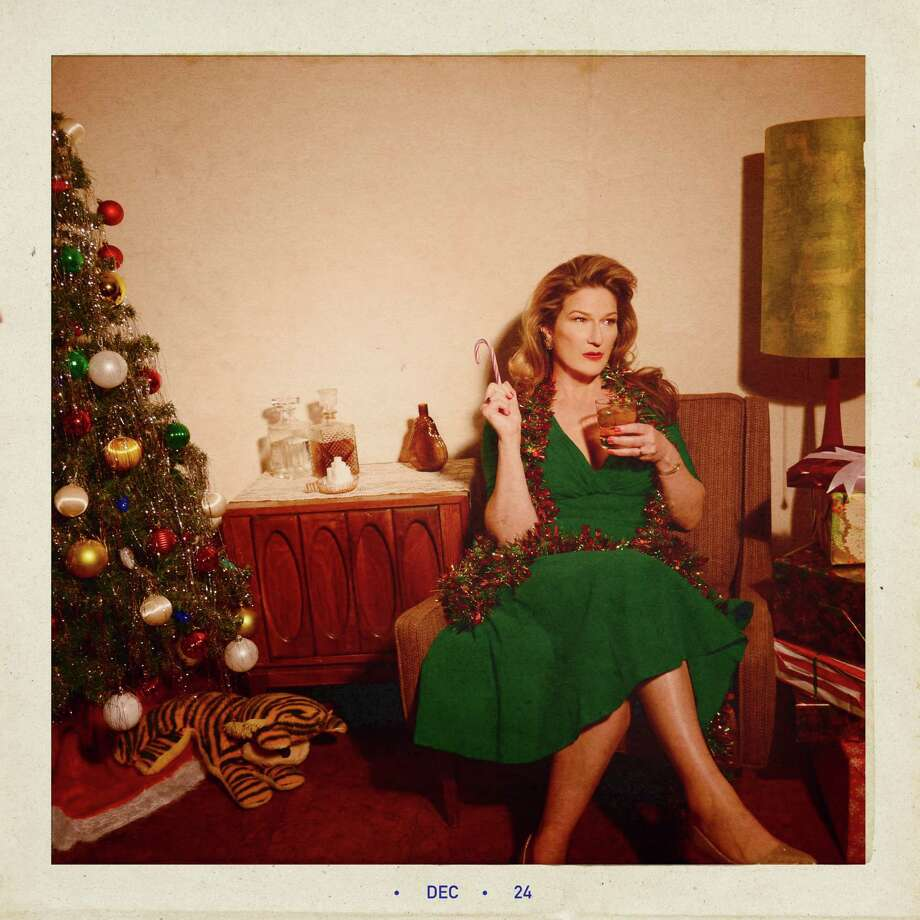 Ana Gasteyer: Sugar and Booze is on Dec. 18 at 8 p.m. at the Ridgefield Playhouse, 80 East Ridge Road, Ridgefield. Tickets are $45. For more information, visit ridgefieldplayhouse.org. Photo: Contributed Photo