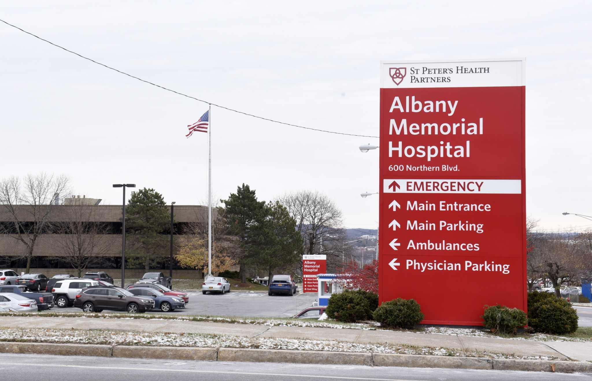 St. Peter's pursues Albany Memorial, Samaritan hospital merger