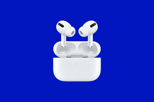 AirPods Pro are on sale on Amazon right now, and you can get even bigger discounts through credit card rewards program promotions, too.