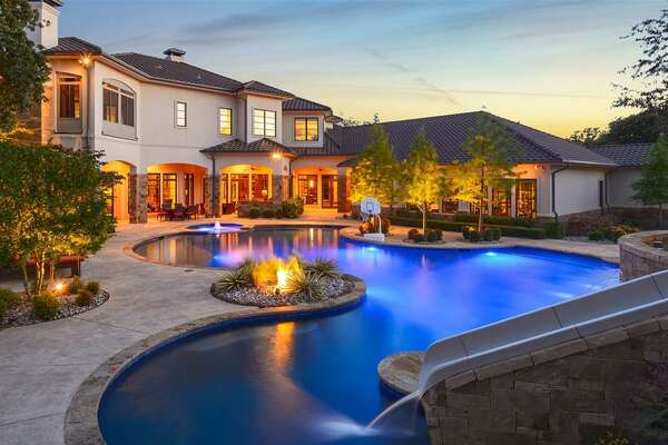 The Southlake, Texas, mansion of NBA star Jermaine O'Neal will go to auction on Dec. 12, 2019.