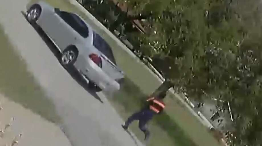 Photo of alleged suspect. Photo: Houston Police Robbery Division