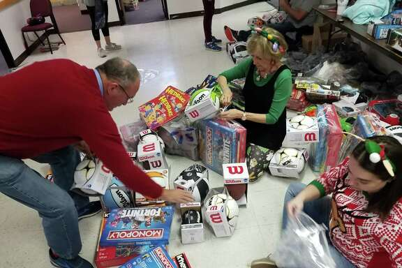 Northwest Assistance Ministries hosts food drives and toy drives during the holidays, offering families Thanksgiving meals and more to celebrate during the season.