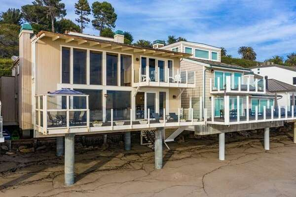 """Brady Bunch"" star Barry Williams has sold his family beach house for $5.82 million. His mother built it in 1974, and it's been with the family ever since."
