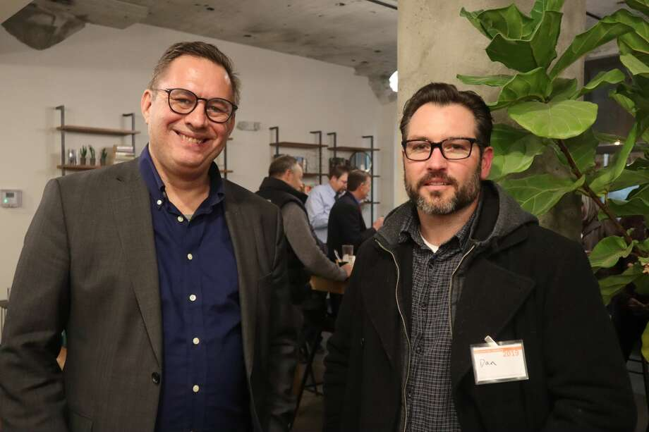 Were you seen at Capitalize Albany Corporation's Building For Tomorrow 2019 event Nov. 13, 2019 at The Yard | Hatchet House & Bar as part of The Knick at 16 Sheridan Avenue in Albany, NY? Photo: Ashley Mohl