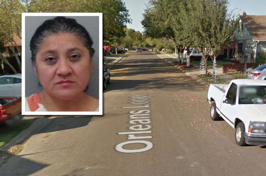 A local caretaker landed behind bars for using the debit card that belonged to her client, according to Laredo police. Photo: Courtesy