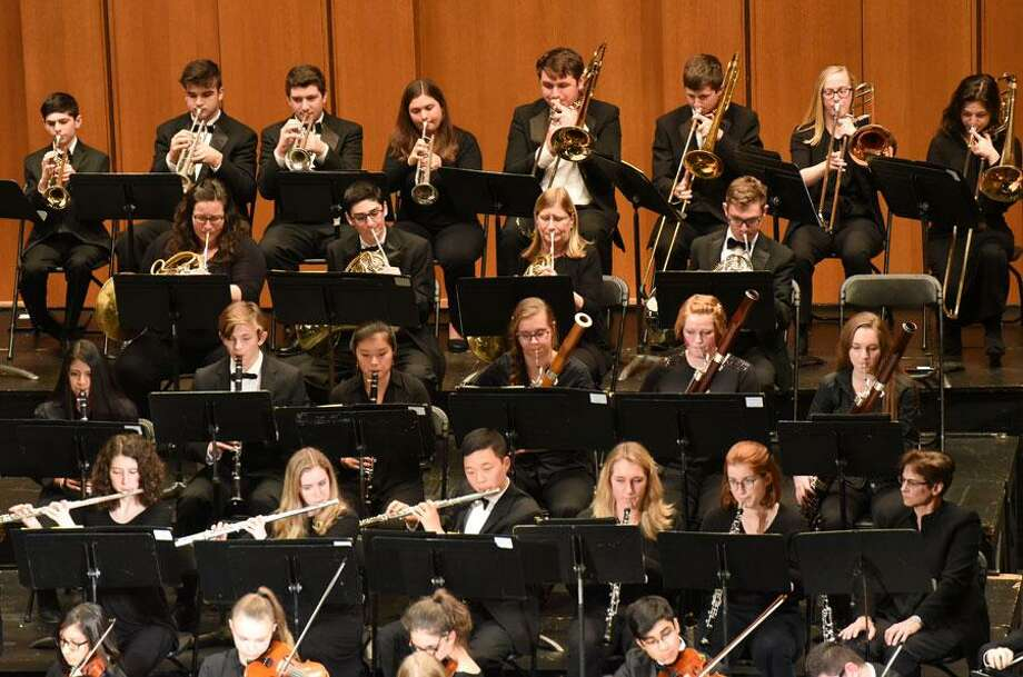 Greater Connecticut Youth Orchestras is kicking off its 2019‐20 concert season November 24 at Bridgeport's Klein Memorial Auditorium. Photo: Https: / /gctyo.org