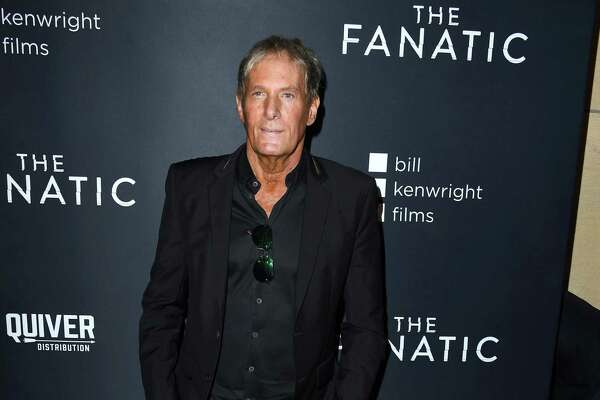 "HOLLYWOOD, CALIFORNIA - AUGUST 22: Michael Bolton arrives at the Premiere Of Quiver Distribution's ""The Fanatic"" at the Egyptian Theatre on August 22, 2019 in Hollywood, California. (Photo by Steve Granitz/WireImage,)"