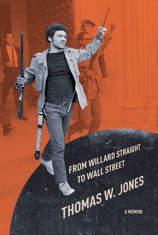 "Author Thomas W. Jones will talk about his new book, ""From Willard Straight to Wall Street,"" on November 18 at Stamford's Ferguson Library. Photo: Fergusonlibrary.org"